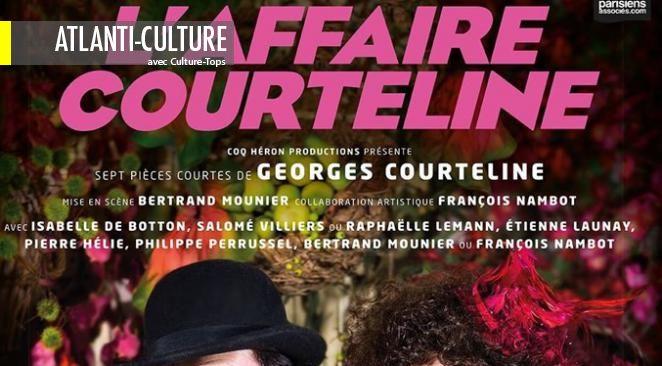 """""""L'Affaire Courteline"""" : mine de rien, quel talent, quel humour !"""