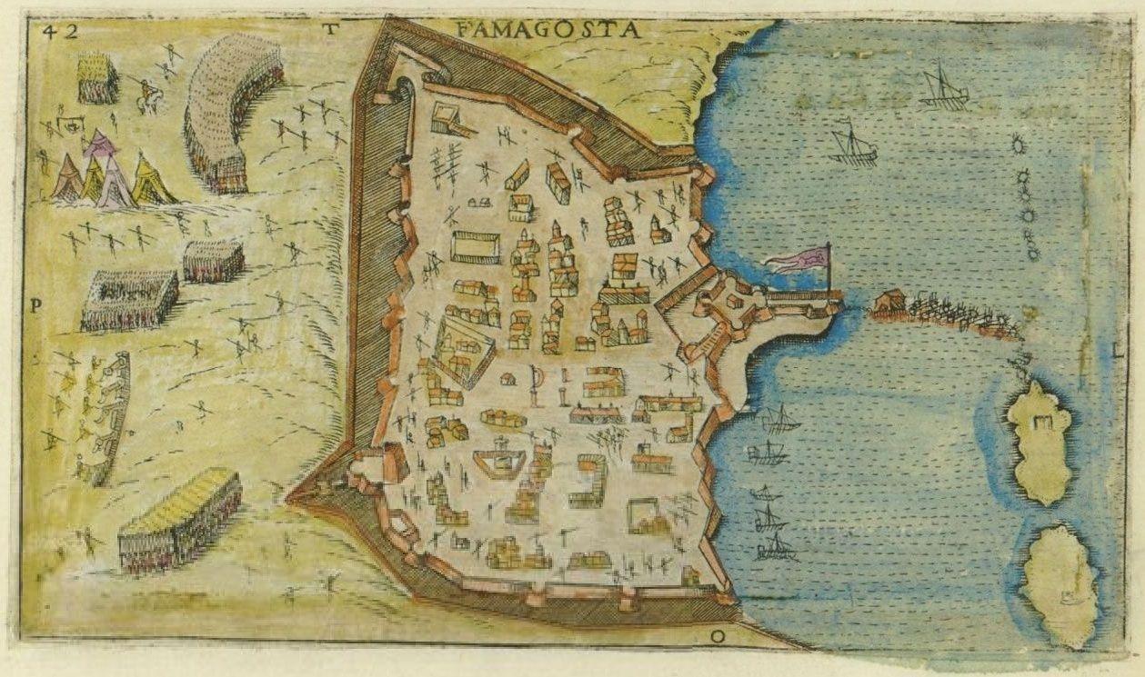 A Chypre, la ville de Famagouste est coupée en 2 depuis 42 ans. Aujourd'hui des habitants veulent la réunifier et la transformer en éco-cité.
