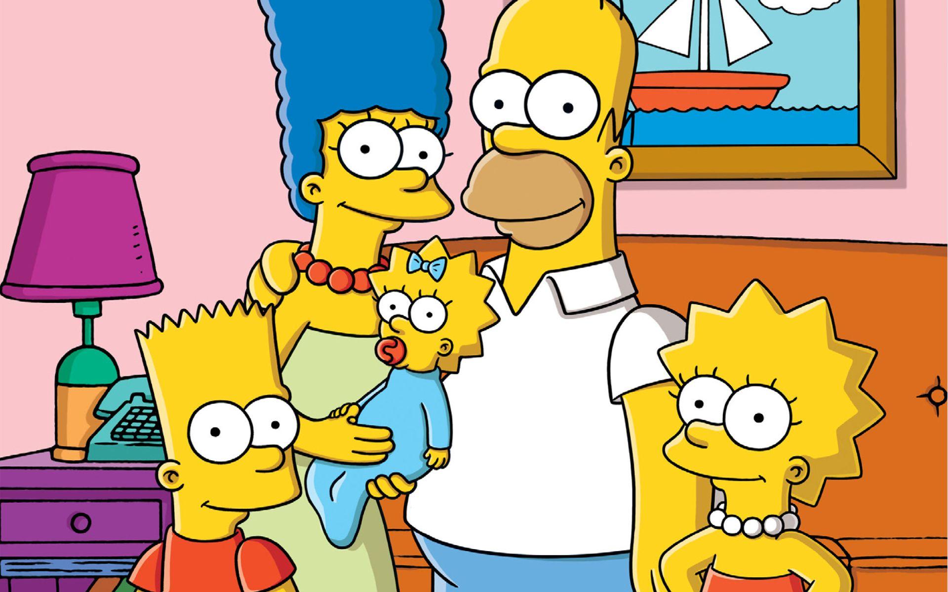 Les Simpsons.