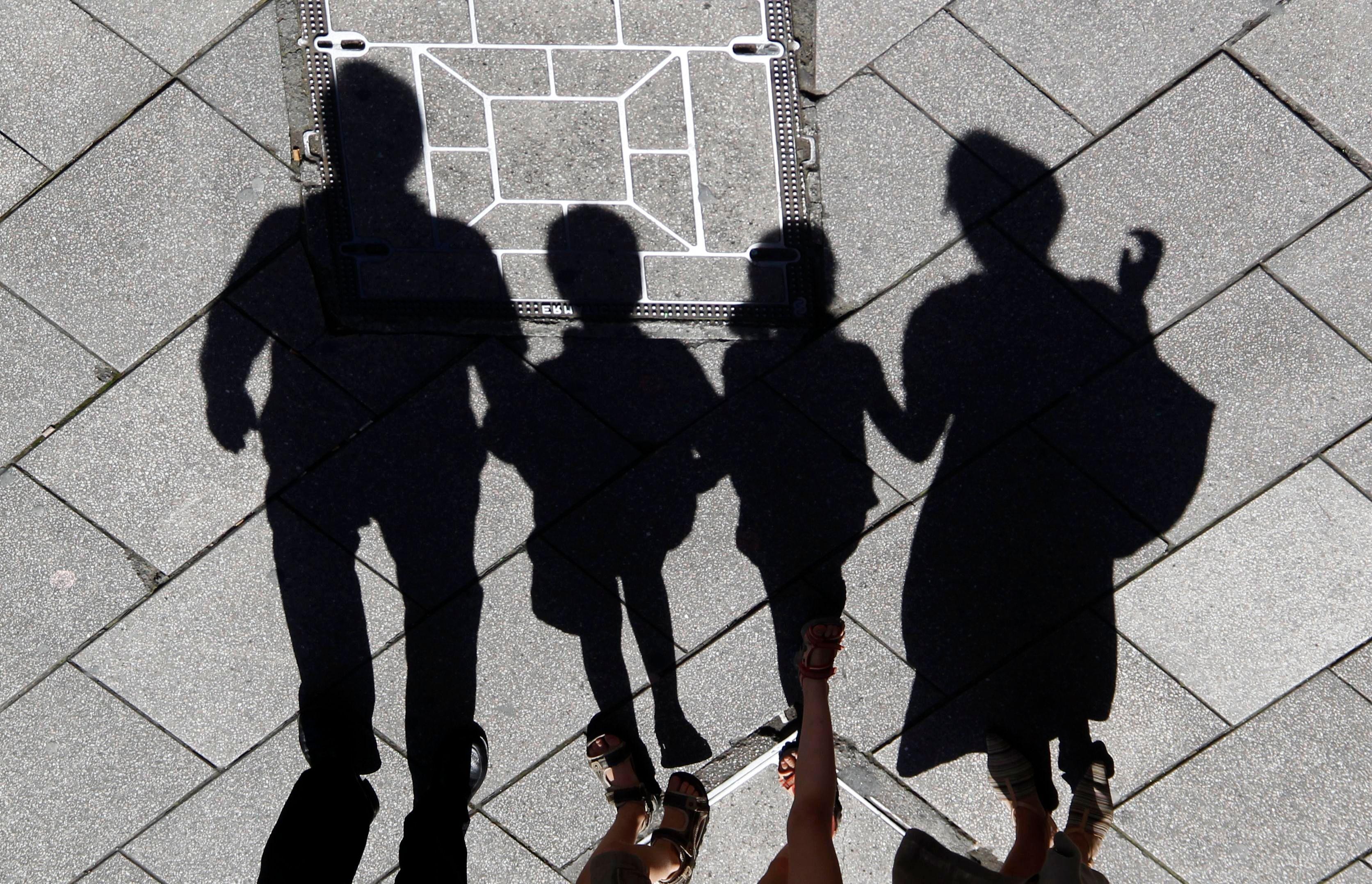 """Le projet de loi famille, qui a finalement été reporté, était censé fournir """"une boîte à outils"""" pour simplifier la vie des familles recomposées."""