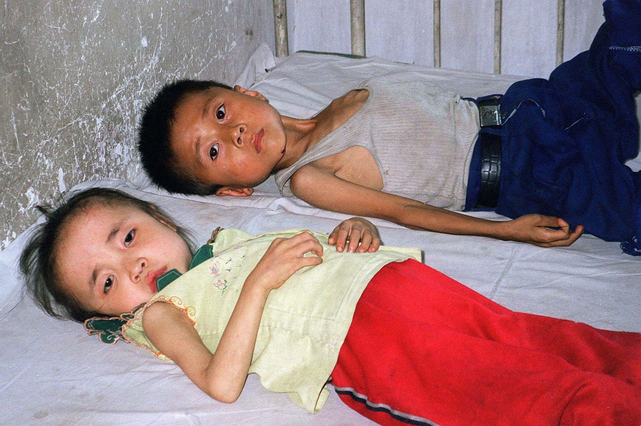 La Corée du Nord a déjà connu une grave famine à la fin des années 1990.
