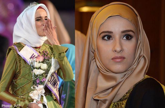 Fatma Ben Guefrache, la nouvelle Miss monde Muslimah