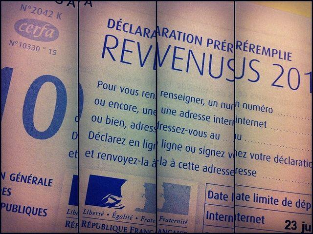 Les déclarations papier devraient être pénalisés d'une amende forfaitaire de 15 euros