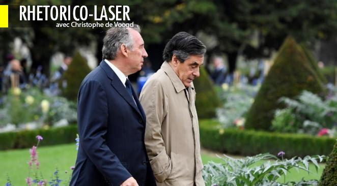Pourquoi François Bayrou n'est pas un concurrent politique dangereux pour François Fillon... mais peut se révéler un redoutable adversaire rhétorique ?