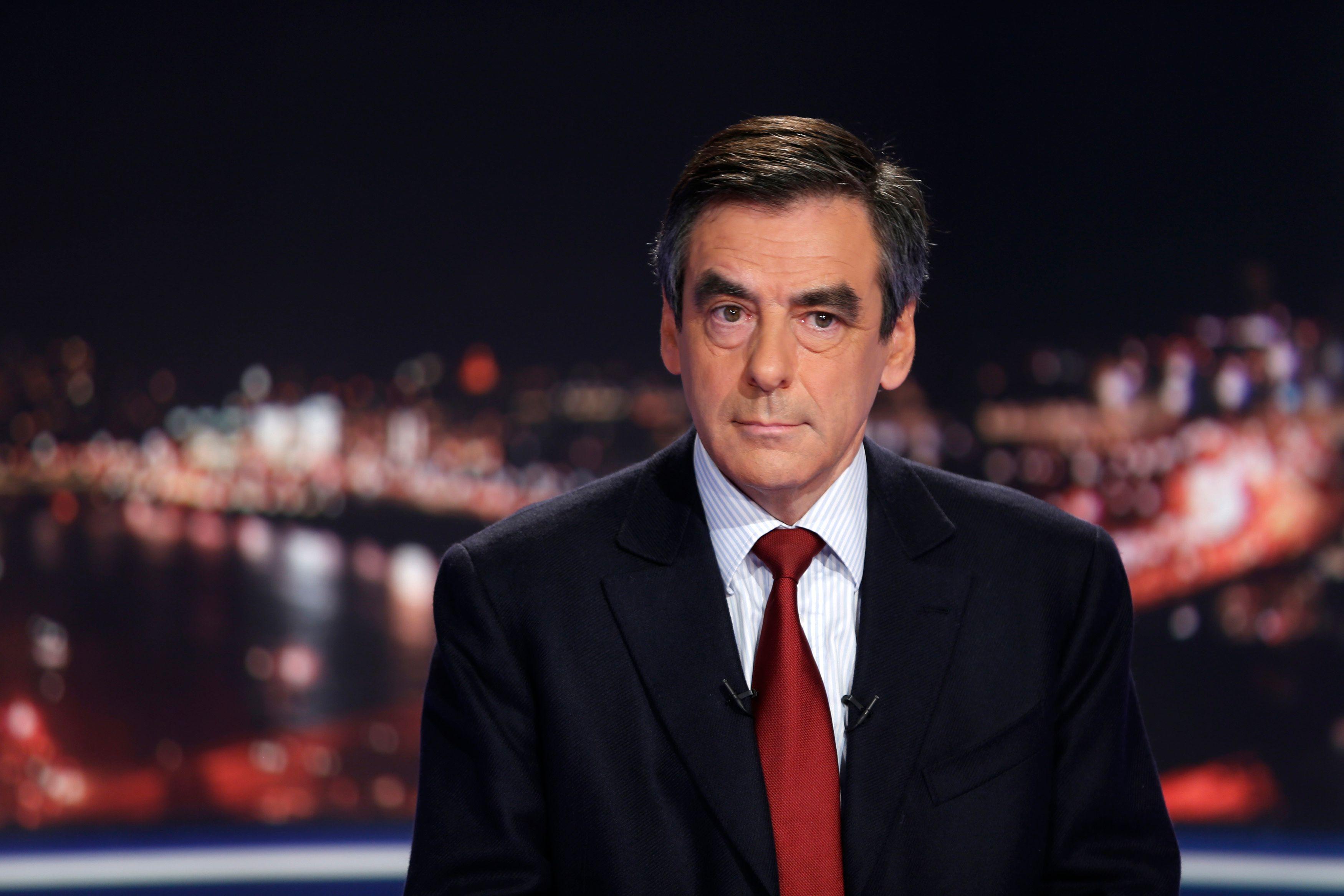 Pour François Fillon, l'UMP est en danger