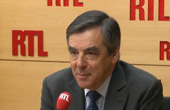 François Fillon votera la loi sur le renseignement mais souhaite que la portée du texte soit limitée