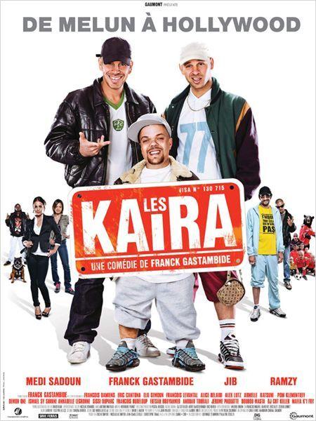 """La comédie """"Les Kaïra"""", qui sort ce mercredi au cinéma, met en scène un trio de petits traîne-savates et se moque franchement des lascars des cités."""