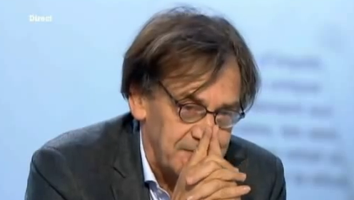 """JO à Paris : Alain Finkielkraut condamne un """"déluge de propagande"""""""