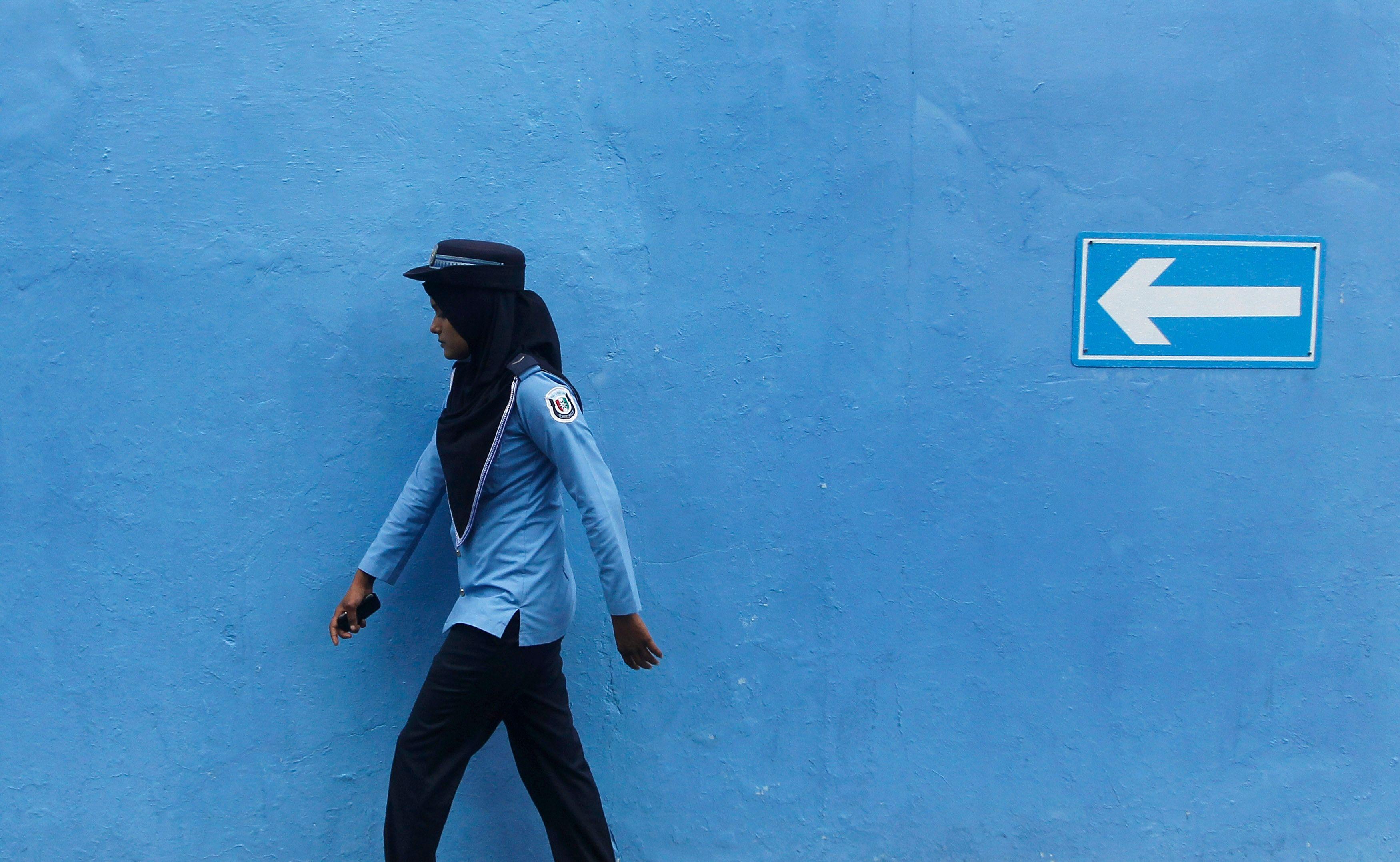 EIIL cherche aussi à recruter des femmes.