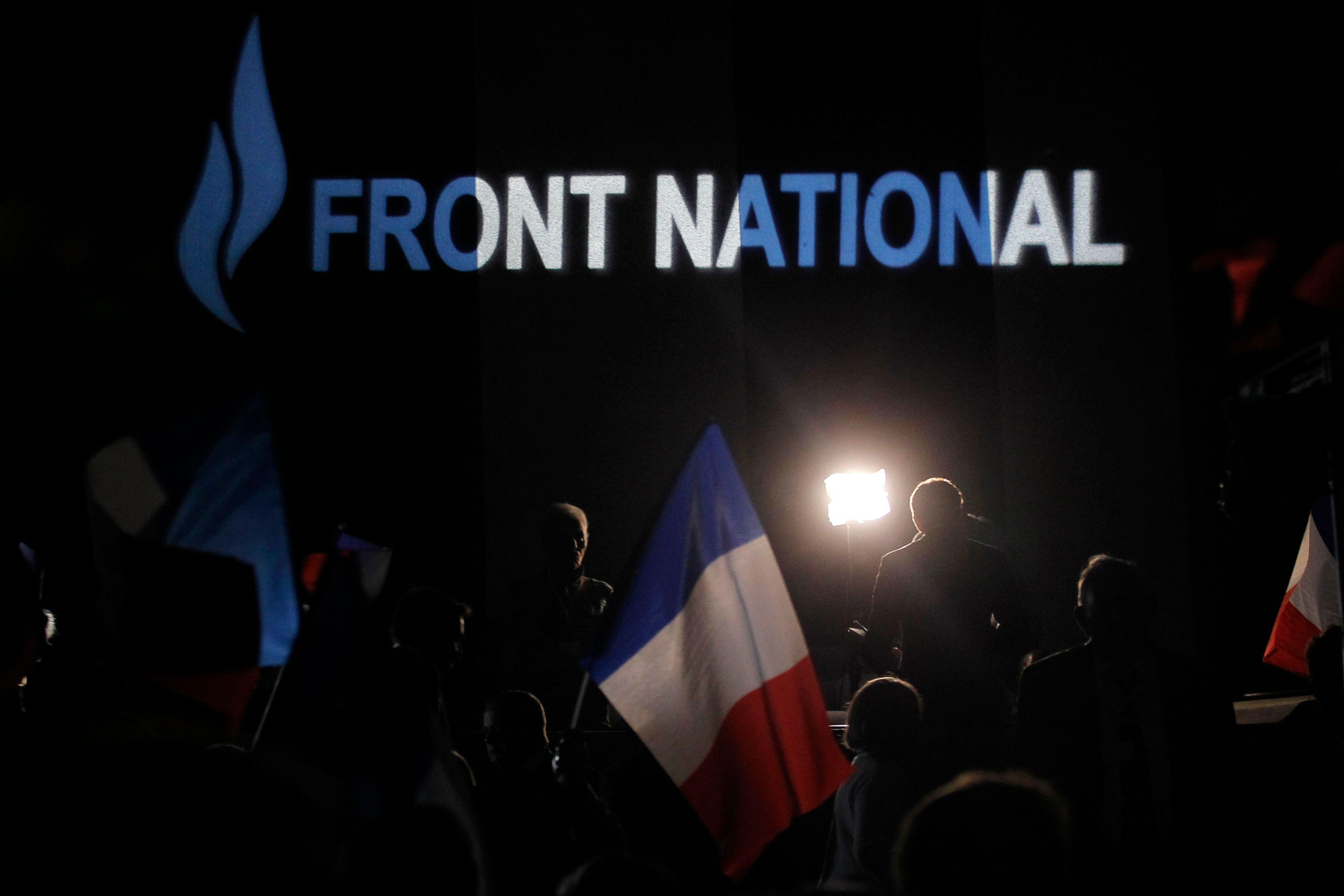 """Le Front national veut faire de Paris un """"enjeu national"""""""
