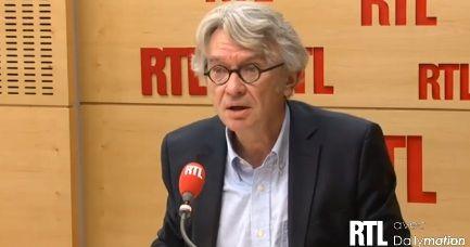 Jean-Claude Mailly, secrétaire général de FO