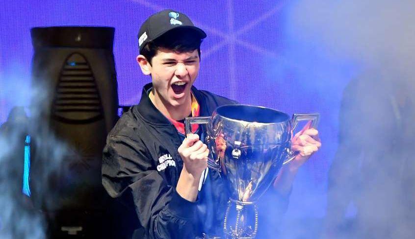Kyle Giersdorf, le champion du monde de Fortnite, remporte 3 millions de dollars