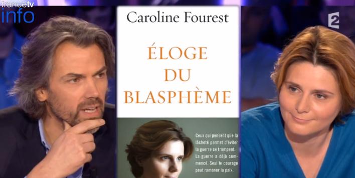 Aymeric Caron contre Caroline Fourest : petit portrait de l'état de la gauche à travers un clash homérique