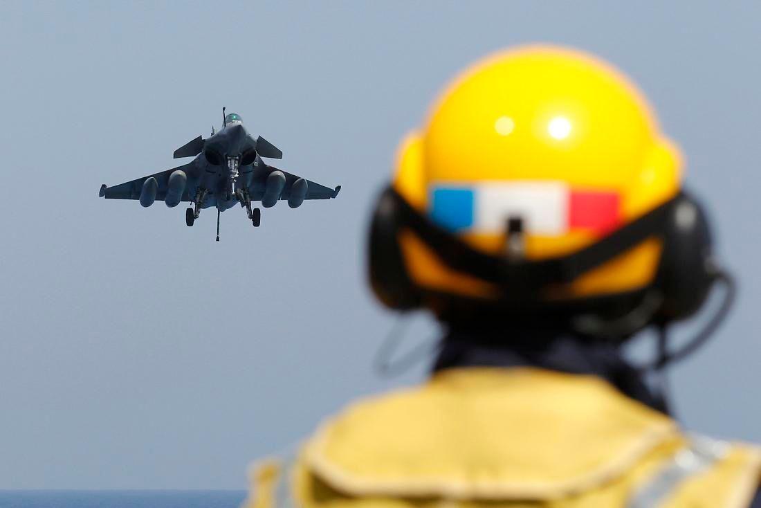 Le coût financier de l'engagement de notre armée s'élèverait à 1,2 millions d'euros par jour, selon le JDD.