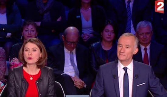 Débat Valls-Hamon : Jean-Yves Le Drian s'est endormi sur le plateau !