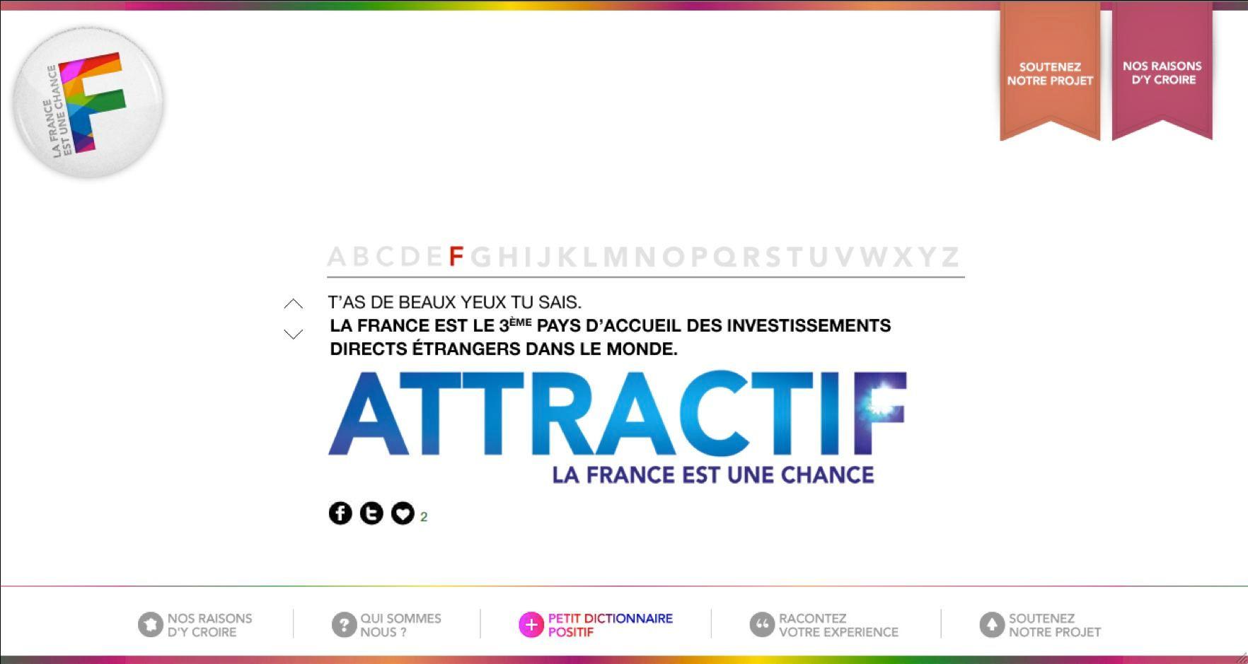 La marque France : une foule d'atouts (1/2)