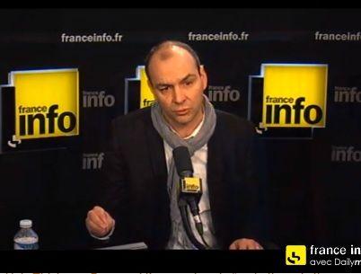 Laurent Berger sur France Info
