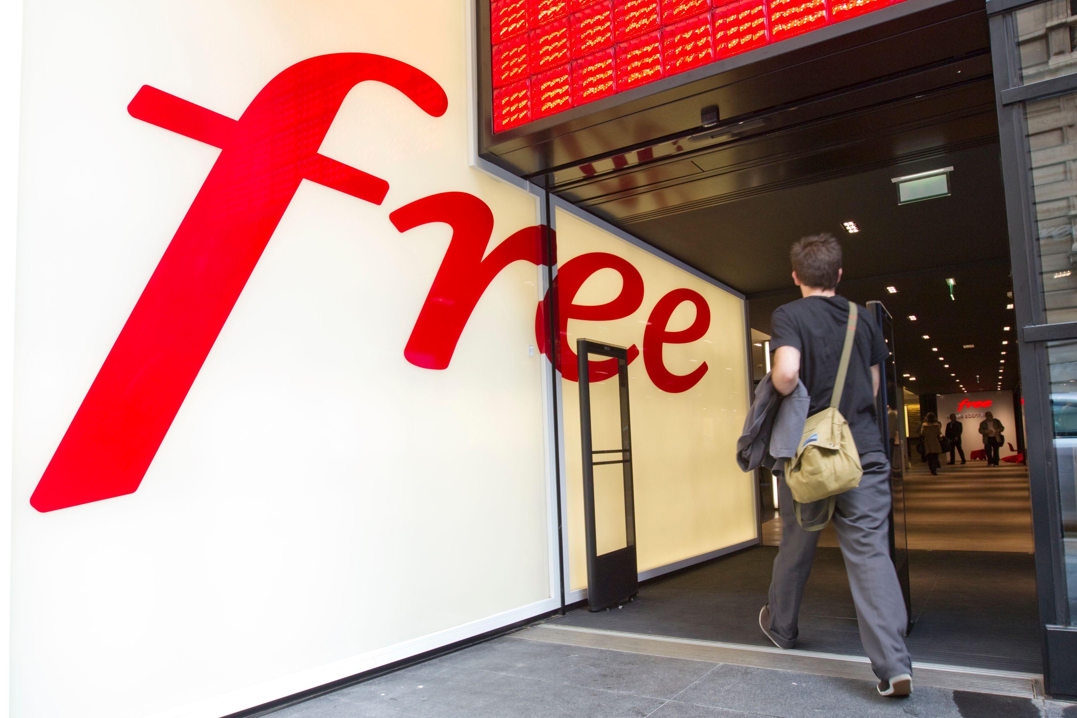 Graphique : Deux ans après l'arrivée de Free, les opérateurs historiques dominent toujours le marché
