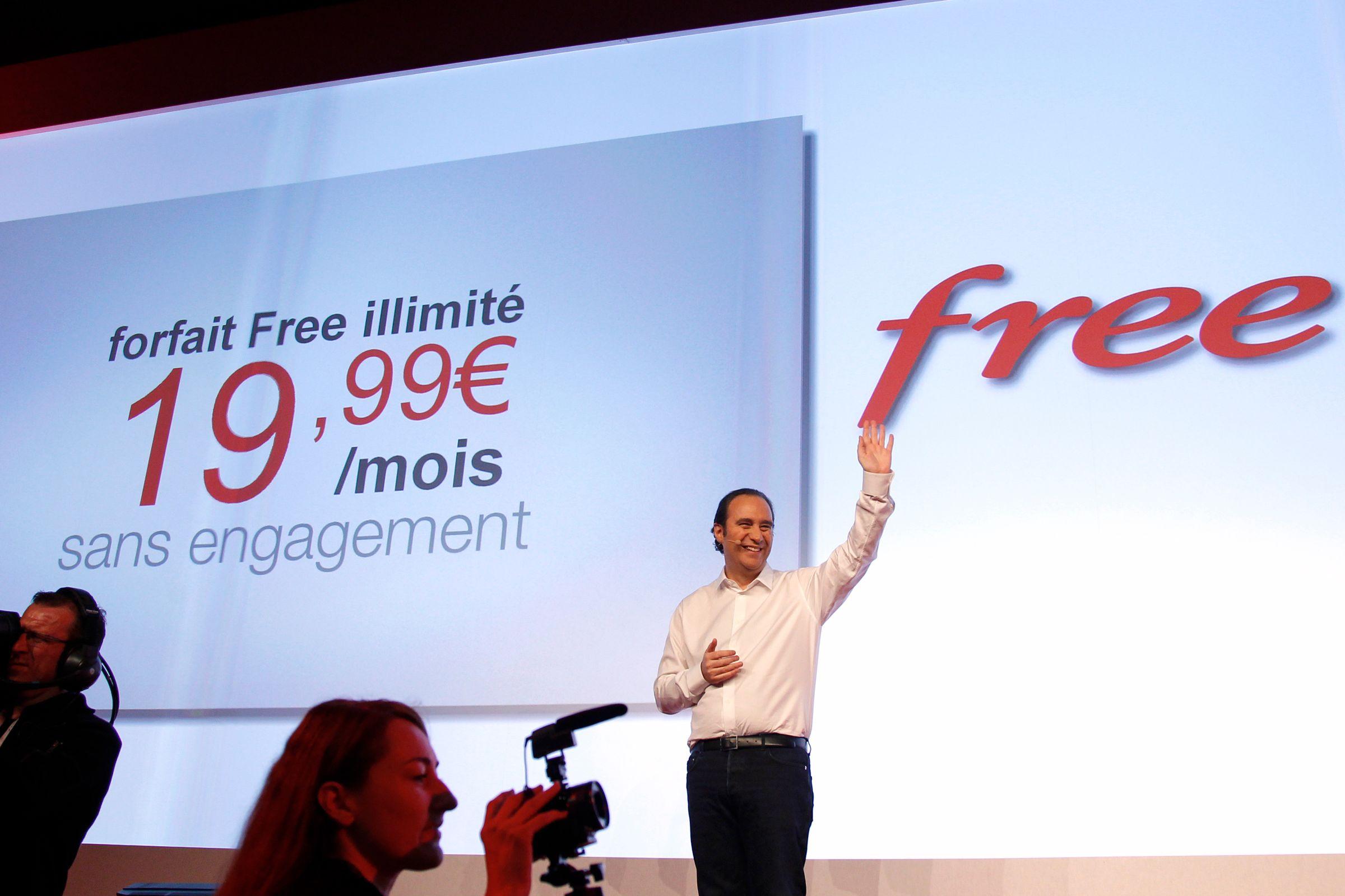 Depuis quelques semaines, Free Bouygues et Orange, proposent des offres mobiles en  roaming à prix réduit, peu avantageuses, selon Jacques Bonifay.