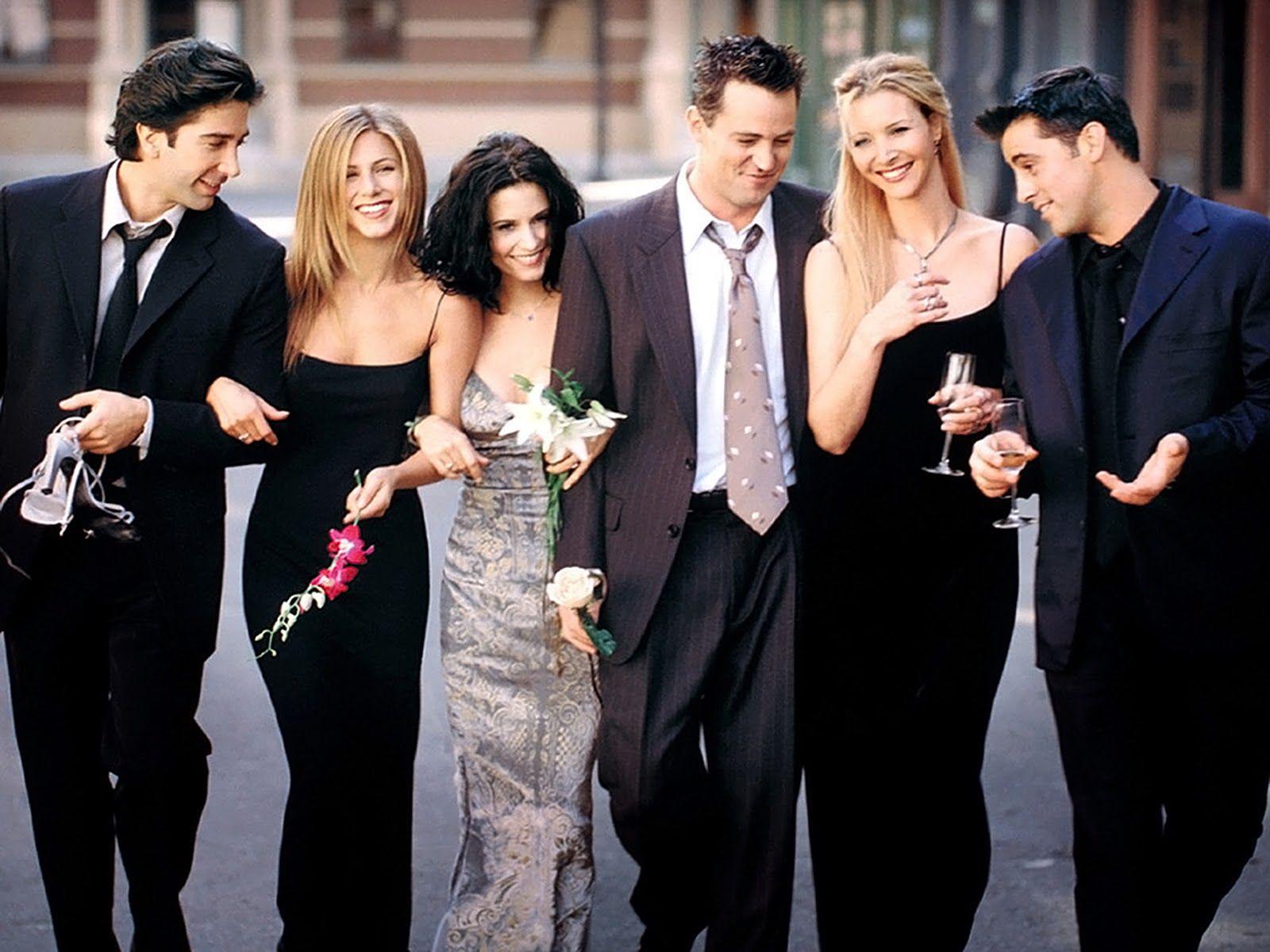 La série Friends