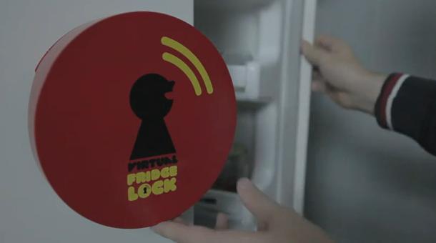 Et vous, seriez-vous à connecter votre frigo aux réseaux sociaux ?