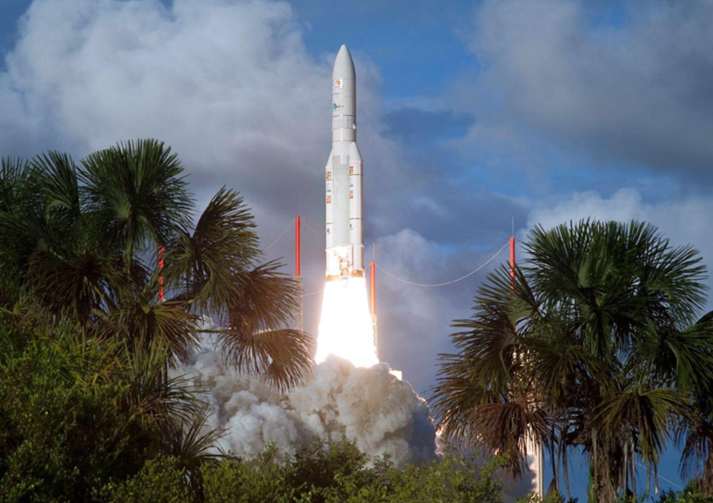 Ariane 6 devra concurrencer les lanceurs américains