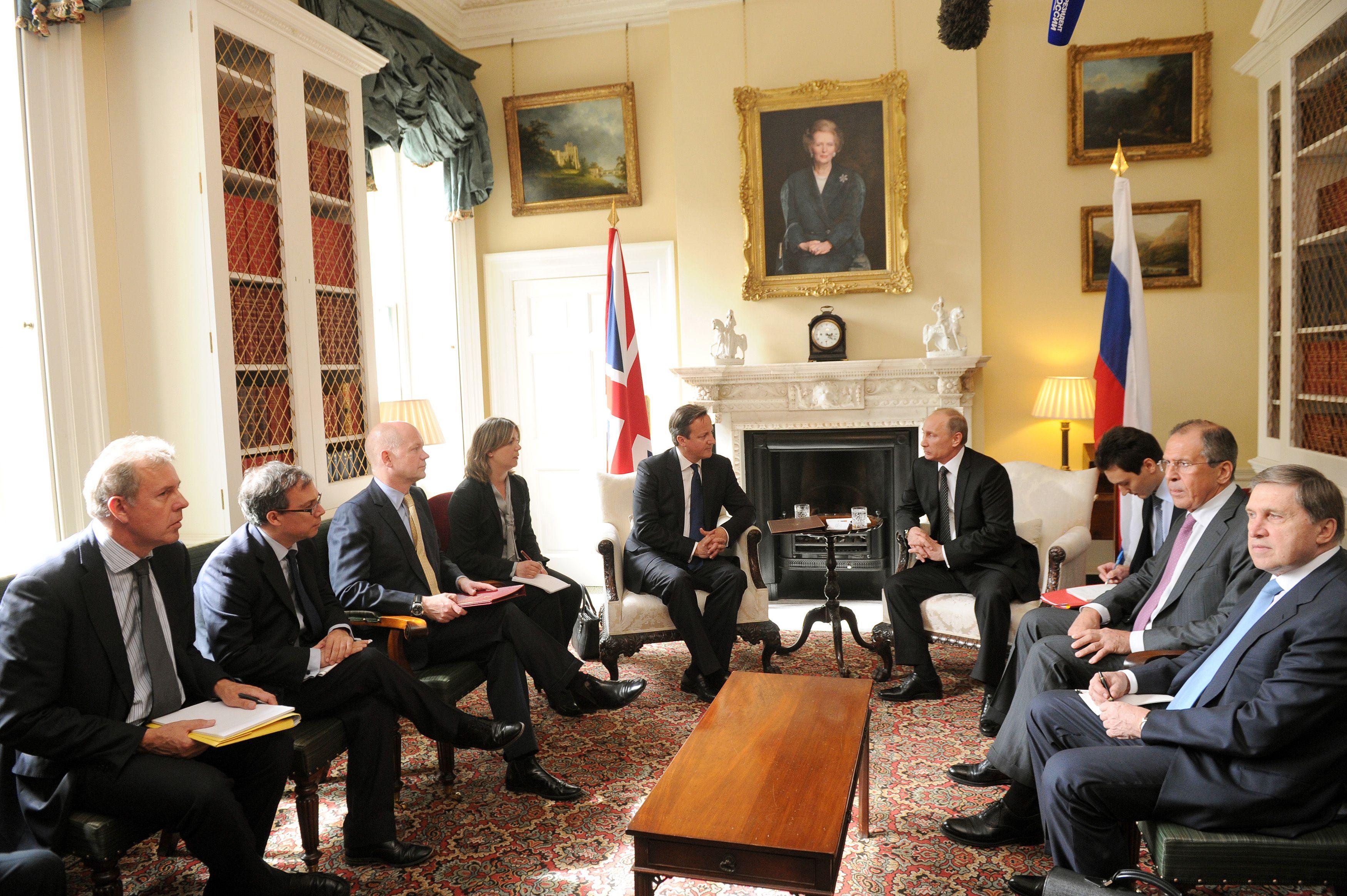 Premier jour au G8 : la Syrie au coeur des débats