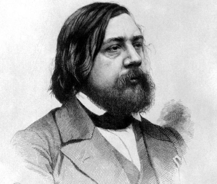 Le portrait de l'avocat et homme politique français Léon Gambetta.