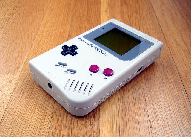 La Game Boy a 25 ans