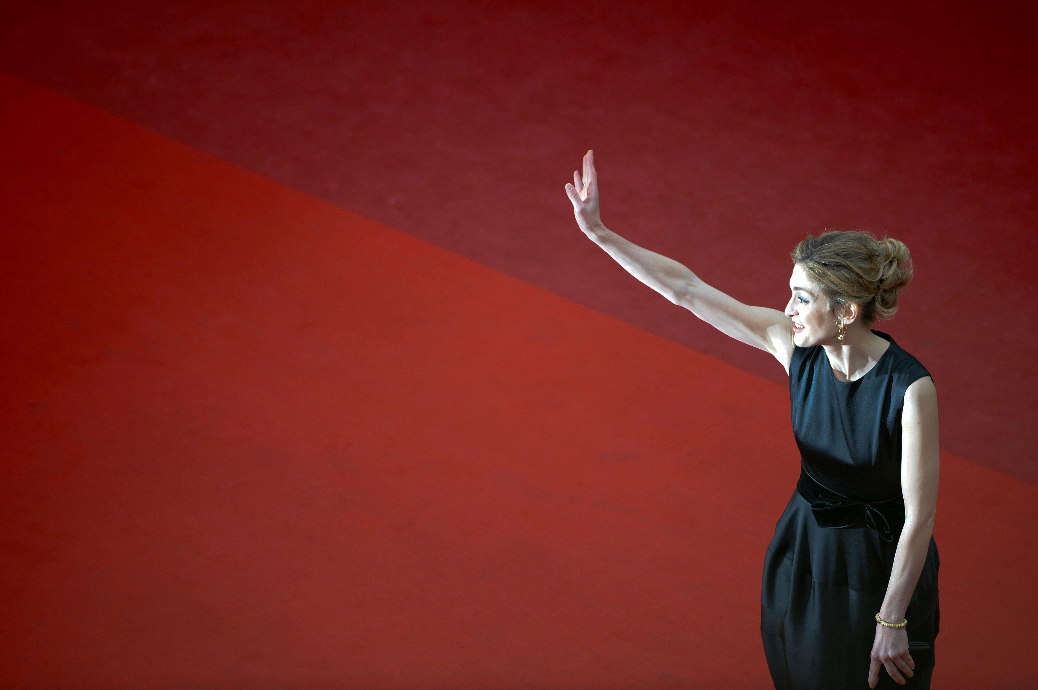 Julier Gayet, la maîtresse supposée de François Hollande.