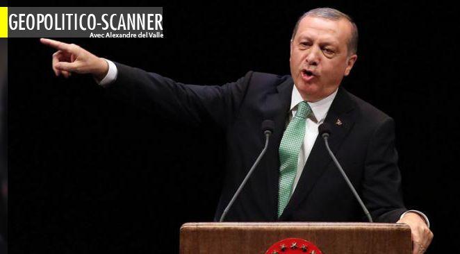 Migrants : Erdogan menace d'ouvrir les frontières pour laisser passer les migrants en Europe