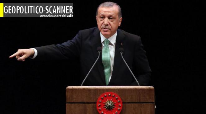 """Erdogan, le nouveau sultan qui menace l'Europe et se rêve en Atätürk à l'envers, artisan d'une Turquie """"nationale-islamiste"""""""