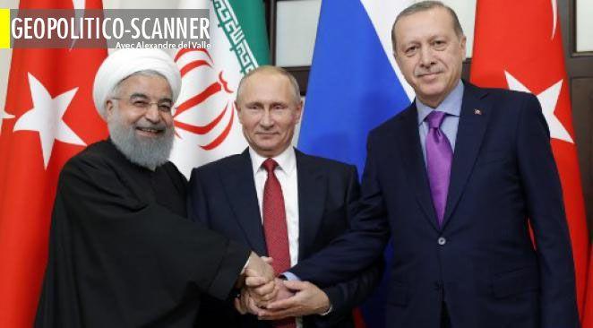 Le retour de la Realpolitik an Moyen-Orient : du triumvirat Russie-Iran-Turquie à la convergence israélo-saoudienne