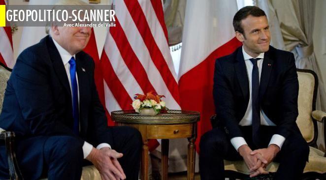 Donald Trump invité au défilé du 14 juillet : le nouveau coup de maître du président Macron