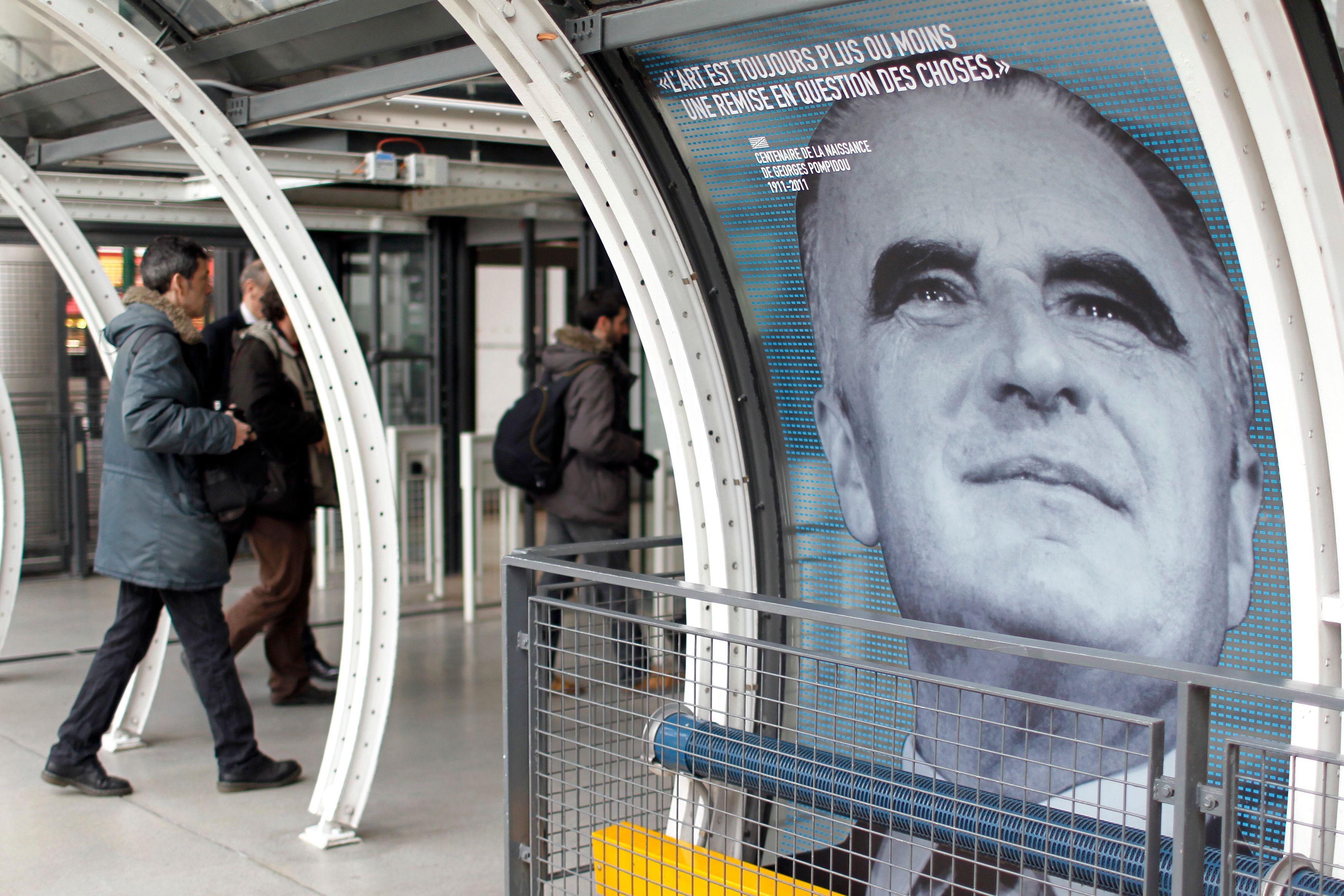 La vérité sur les derniers mois de Pompidou : quand le président se meurt