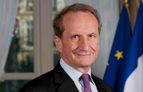 Gérard Longuet remporte le prix de l'Humour Politique 2013