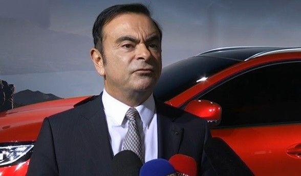 Chez Renault, la rémunération du PDG, Carlos Ghosn, n'a été approuvée qu'à 58 %.