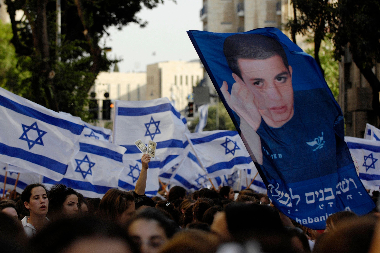 Ce mardi, le soldat franco-israélien Gilad Shalit devrait être échangé contre 1207 prisonniers palestiniens.