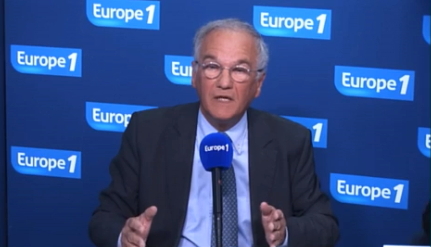 """Gilles Carrez : """"Il y a un écart phénoménal entre ce que dit François Hollande et les comportements de ses ministres"""""""