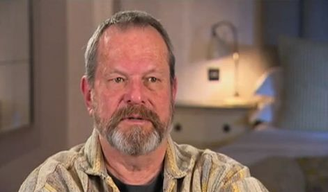 """Terry Gilliam retrouvera ses acolytes des Monty Python pour le film """"Absolutely Anything""""."""