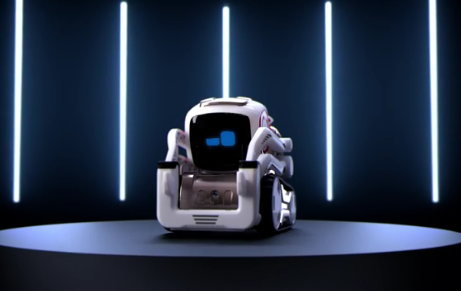 Cozmo, le nouveau robot préféré des enfants ?
