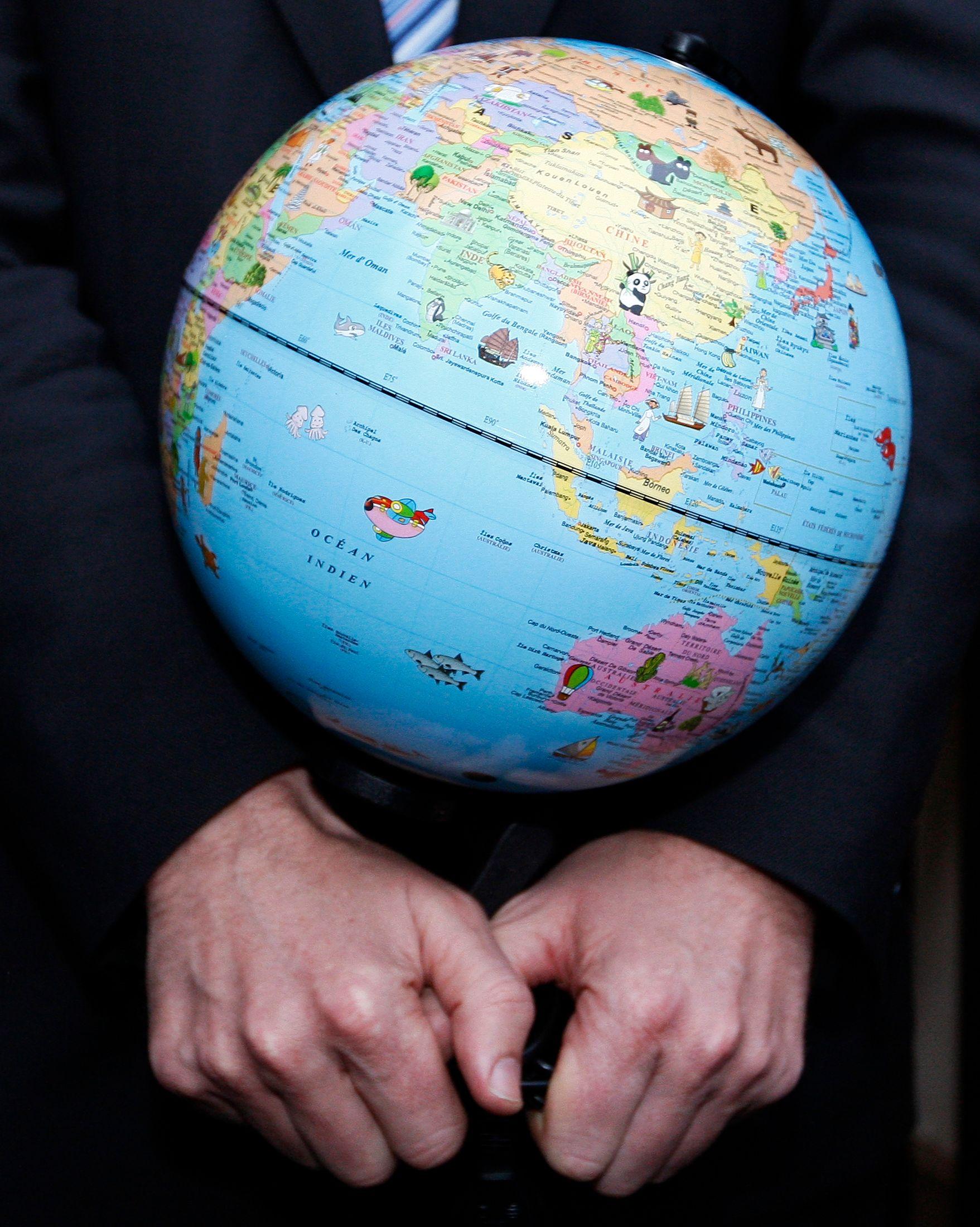 Le monde a connu plusieurs mondialisations par le passé.