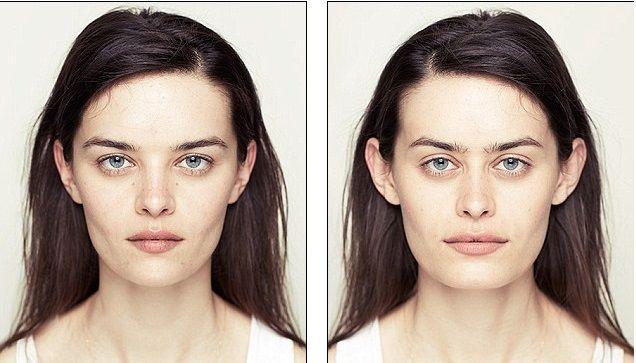 Profil droit ou gauche ? Lesphotos qui montrent que notre visage n'est pas du tout symétrique