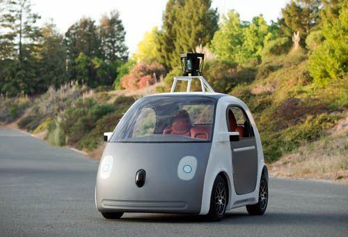 Le FBI redoute l'arrivée des Google car sur le marché