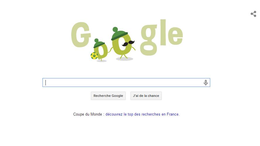 Fête des Pères : un Google Doodle pour célébrer les papas