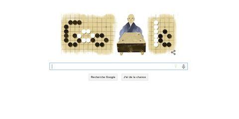 Le Google Doodle du 6 juin 2014