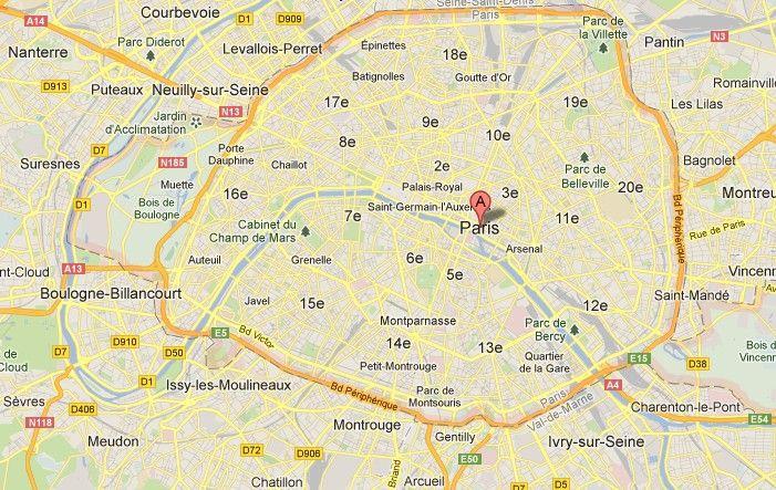 Richard Russell epxlique comment fonctionne Google Maps