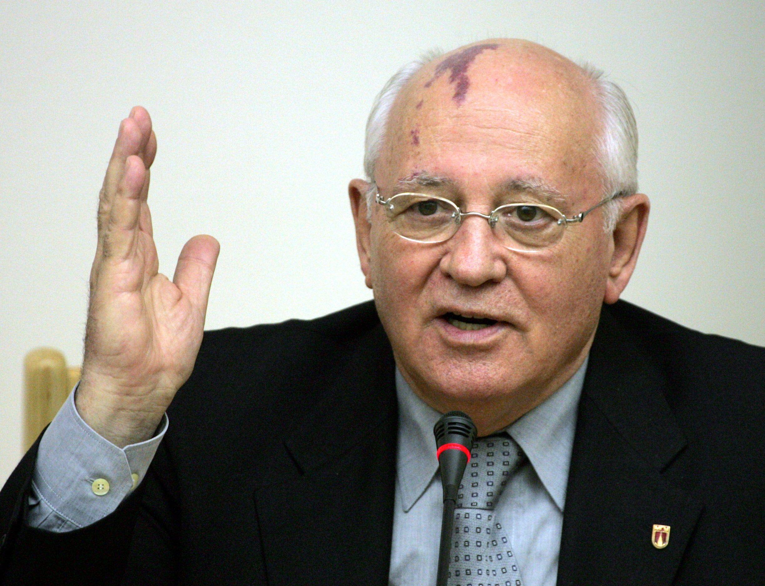 Donald Trump sera-t-il à l'Occident ce que Mikhaïl Gorbatchev a été à l'URSS ?