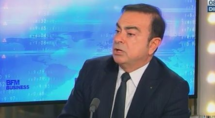 """Carlos Ghosn """"Renault-Nissan a le savoir-faire pour surmonter les egos très forts de notre industrie"""""""