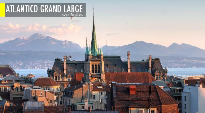 Marathon artistique à Lausanne